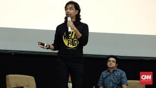 Inspirasi Dimas Djay dan Erix Soekamti di '1 Hari 3 Ilmu'