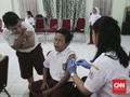 Vaksin Belum 'Halal', Imunisasi MR Sudah 23 Persen