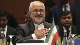 Iran Sebut Tuduhan Prancis soal Senjata Nuklir Omong Kosong