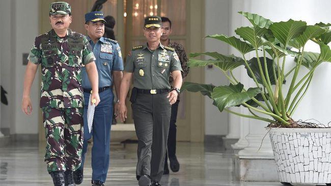 Charta Politika merilis hasil survei yang menyatakan TNI merupakan lembaga yang paling dipercaya oleh publik, dan partai politik lembaga paling tak dipercaya.