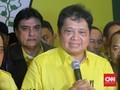 Airlangga Kantongi Nama Ketua DPR Pengganti Setya Novanto