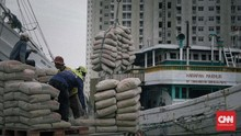 Pekerja Sambut Putusan KPPU soal Jual Rugi Semen China