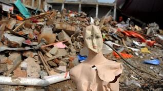 Gempa Magnitudo 6,6 Guncang Filipina, Satu Orang Tewas
