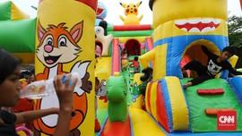 PPKM Terbaru, Anak-anak Boleh Main di Mal dan Nonton Bioskop