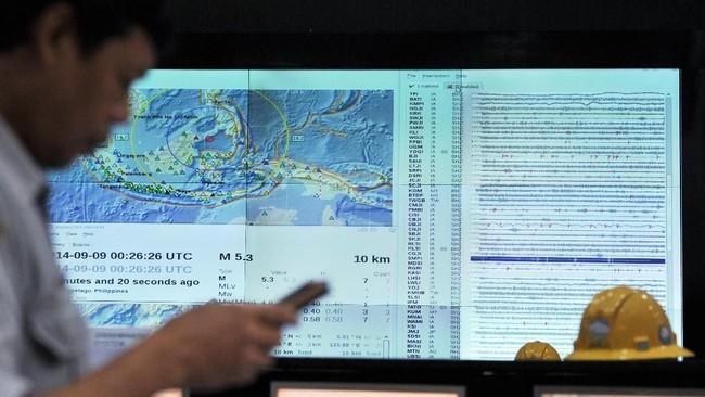 BPBD Cianjur Petakan Wilayah Rawan Gempa Sesar Cimandiri