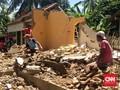 Kerusakan Bangunan Akibat Gempa Pangandaran Bertambah