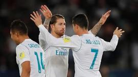 Usai Juara Liga Champions, Ramos Minta Ronaldo Bertahan