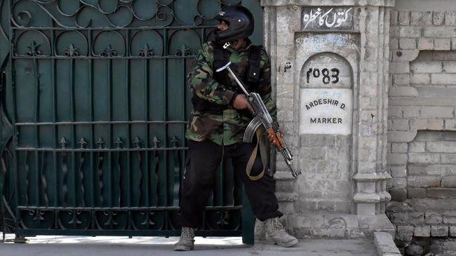 Dua warga Kristen Pakistan tewas dalam penembakan terhadap sekelompok jemaat gereja di Quetta, wilayah yang dirundung aksi Taliban, ISIS dan al-Qaidah.