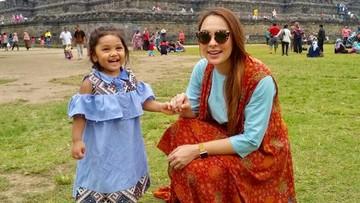 Happy-nya Anak dr Reisa Menyambut Kehadiran sang Adik