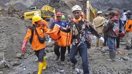 8 Penambang Batu Bara Kalsel Tewas Tertimbun Longsor