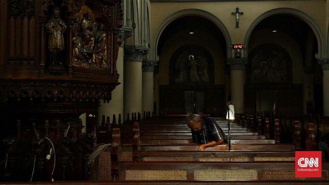 Seorang Jemaat Gereja BSD Meninggal Usai Didiagnosis Corona