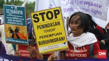 Bantuan Mengalir ke Sugiyem TKW asal Pati Korban Kekerasan