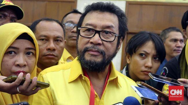 Yorrys yang menjabat Ketua Umum KSPSI akan mengerahkan buruh untuk memenangkan Joko Widodo pada pemilihan presiden 2019 mendatang.