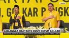 Airlangga Hartarto Resmi Menjadi Ketua Umum Golkar