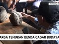 VIDEO: Dua Benda Cagar Budaya Ditemukan di Jombang