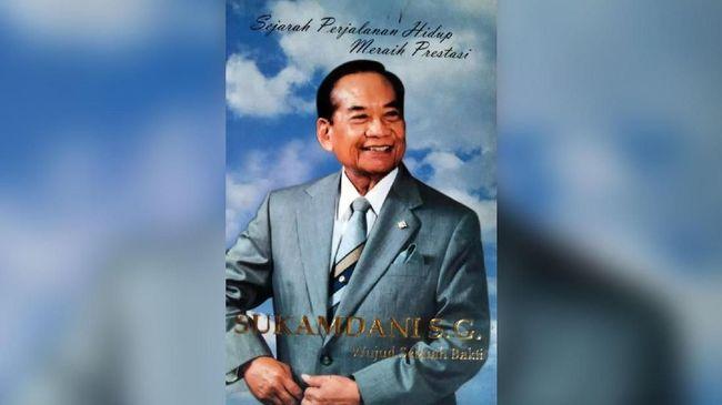 Wakil Ketua Umum Kadin Bidang Perdagangan Benny Soetrisno mengungkapkan, almarhum Sukamdani merupakan salah satu inspirasinya dalam menjalankan bisnis.