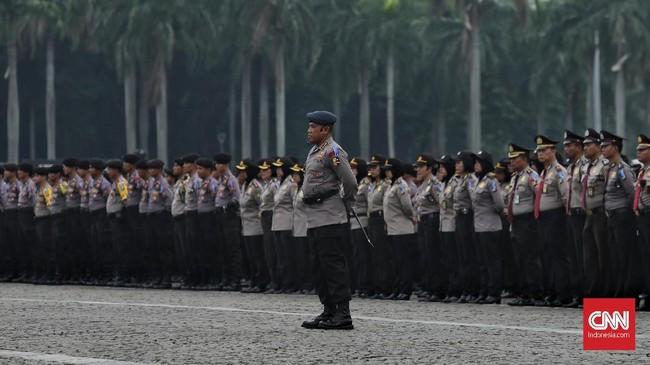Jelang HUT OPM, Polri Patroli Besar-besaran di Papua