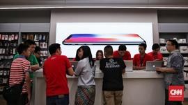 Pembeli Anggap Harga iPhone X Tak Semahal yang Dikira
