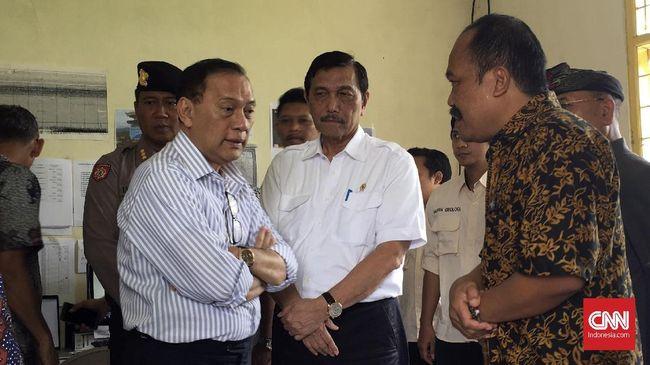 Pemerintah bakal mengebut pembangunan tiga proyek infrastruktur di Bali guna menunjang pertemuan International Monetary Fund dan World Bank pada Oktober 2018.