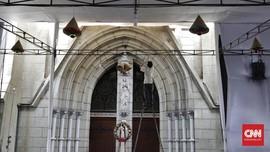 Gereja Katedral Sediakan Tiga Titik Parkir Jemaat Misa Natal