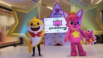 Siapa yang Mau Ketemu Pinkfong dan Baby Shark?