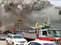 Puluhan Orang Dikhawatirkan Tewas dalam Kebakaran di Filipina