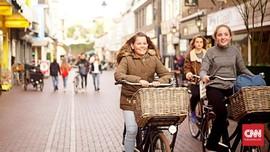 Manfaat Bersepeda untuk Kesehatan Jantung