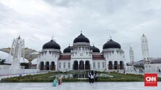 Masjid Raya Baiturrahman, Saksi Bisu Dakwah hingga Bencana