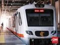 Railink Tutup Kereta Bandara Rute Bekasi - Soekarno Hatta