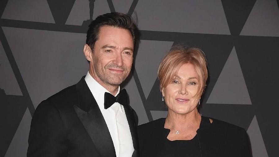 Perceraian Orang Tua Bikin Hugh Jackman Jadi Ayah yang Lebih Baik