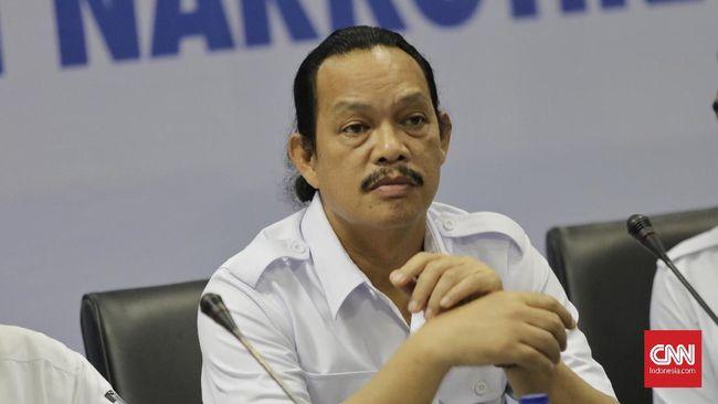Warga Malaysia bernama NG Eng Aun ditembak petugas BNN karena berupaya melarikan diri saat akan ditangkap karena menyelundupkan narkotika.