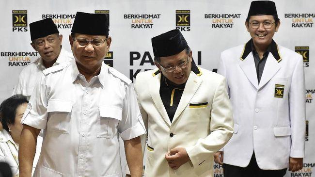PKS mengklaim Gerindra sudah sepakat memberikan jatah cawapres. Mereka pun mengingatkan Gerindra agar memperhatikan kesepakatan tersebut.