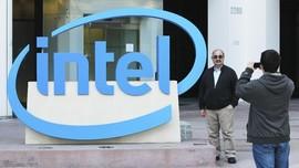 Intel Diduga Lobi Klien di China Soal Masalah Cip
