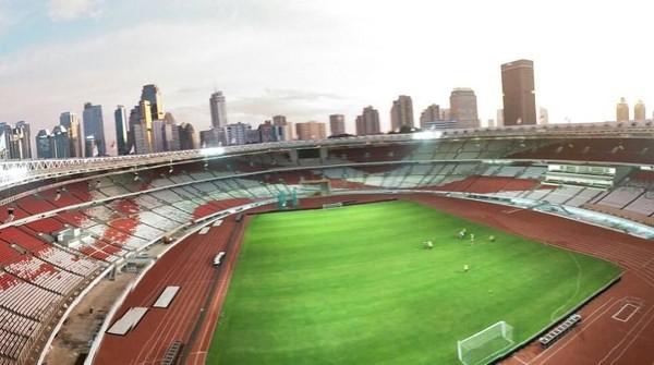 Stadion GBK Nan Megah