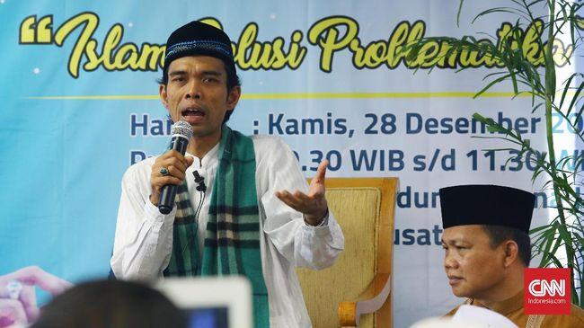 Ketua Dewan Pertimbangan MUI mengkritik petisi hapus ceramah Ustaz Abdul Somad di Youtube karena melanggar nilai Islam dan kebebasan berpendapat.