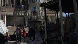FOTO: Bom Bunuh Diri di Pusat Kebudayaan Kabul Afghanistan