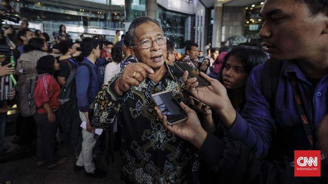 Darmin Nasution, Menko Perekonomian mengaku optimis pertumbuhan ekonomi Indonesia tahun ini bisa mencapai 5,4 persen.