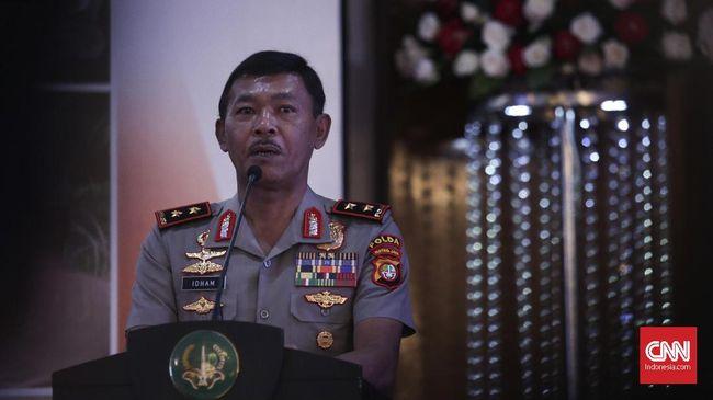 Kapolda Metro Jaya Inspektur Jenderal Polisi Idham Azis tak segan memberi sanksi pemecatan jika ada polisi di bawah pimpinannya terlibat narkotika.