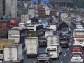 Volume Kendaraan Naik, Ruas Jalan Jakarta Mulai Ditutup
