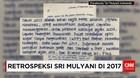 Retrospeksi Sri Mulyani di 2017