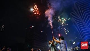 Pesta Kembang Api saat Lebaran dari Kacamata Islam