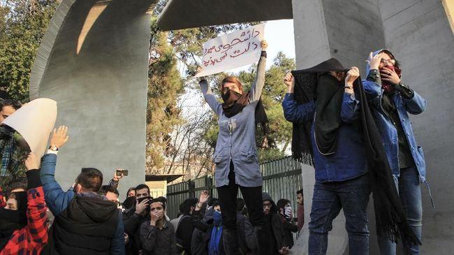 Amnesty International menyatakan pemerintah Iran membunuh sekitar 208 warga untuk meredam aksi demonstrasi menentang kenaikan harga BBM.