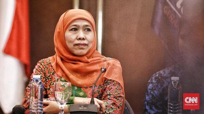 Gubernur Jawa Timur Khofifah Indar Parawansa sudah menganggarkan Rp264 miliar namun yakni nominal tersebut masih kurang.