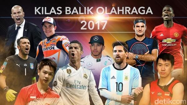 Kilas Balik Olahraga 2017