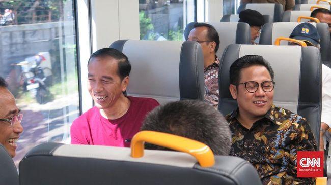 Ketua Umum PKB Muhaimin Iskandar masih percaya diri bakal dipilih Joko Widodo sebagai pendampingnya di Pilpres 2019.