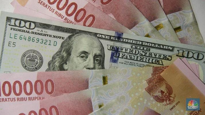 Mata Uang Negara Tetangga Menguat, Rupiah Malah Datar Saja - PT Rifan Financindo Berjangka