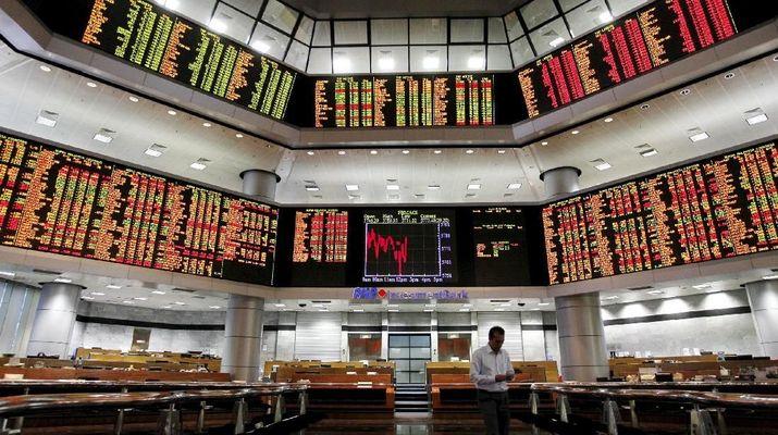 Selepas Melesat 2,6%, Indeks Shanghai Dibuka Flat