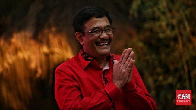 Djarot Soroti Sejumlah Kebijakan Anies-Sandi di Jakarta