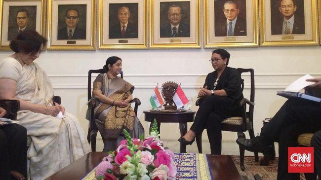 India dan Indonesia Tingkatkan Akses Pasar Sawit dan Tambang