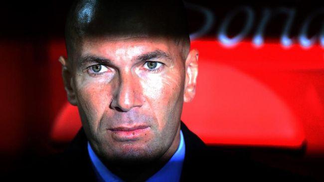 Pelatih Real Madrid Zinedine Zidane memiliki rapor apik jelang El Clasico melawan Barcelona di Stadion Camp Nou.